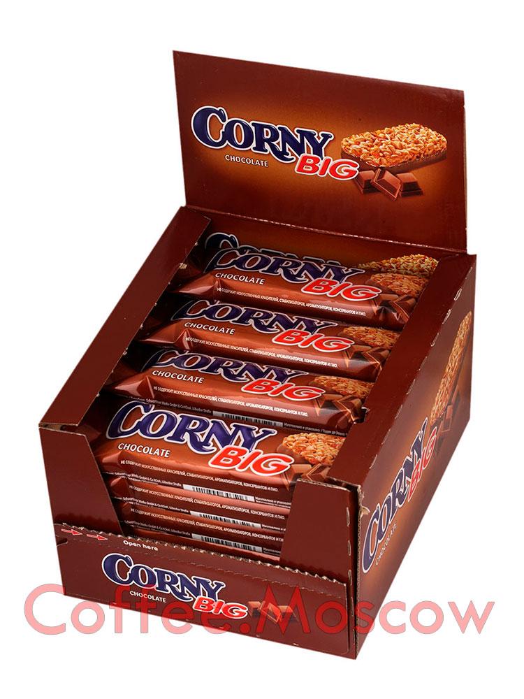 Мюсли Corny Big с молочным шоколадом