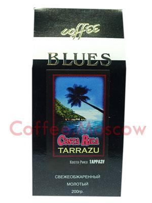 Кофе Блюз Costa Rica Tarrazu молотый 200 гр
