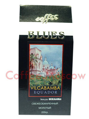 Кофе Блюз Equador Vilkabamba молотый 200 гр