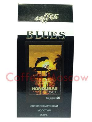 Кофе Блюз Honduras SHG молотый 200 гр