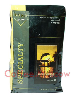 Кофе Блюз Honduras SHG в зернах 1 кг