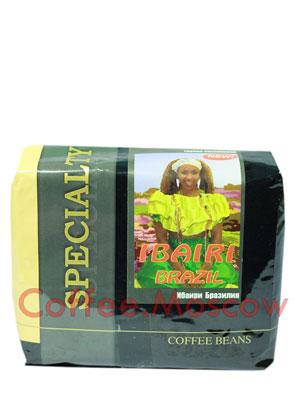 Кофе Блюз Brazil Ibairi в зернах 500 гр