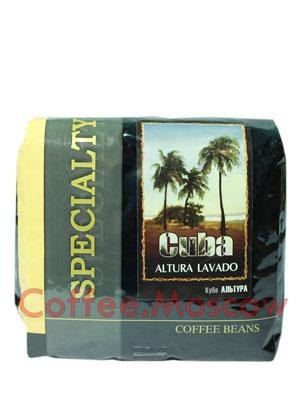 Кофе Блюз Cuba Altura Lavado в зернах 500 гр