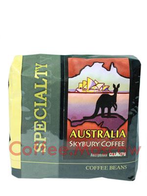 Кофе Блюз Australia Skybury в зернах 500 гр