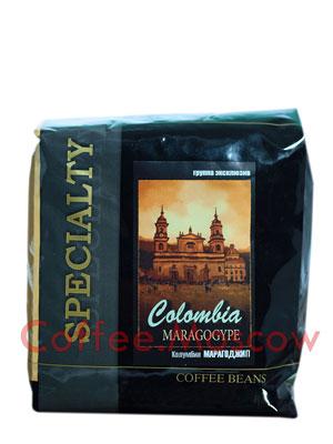 Кофе Блюз Colombia Maragogype в зернах 500 гр