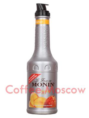 Фруктовое пюре Monin Манго 1 л