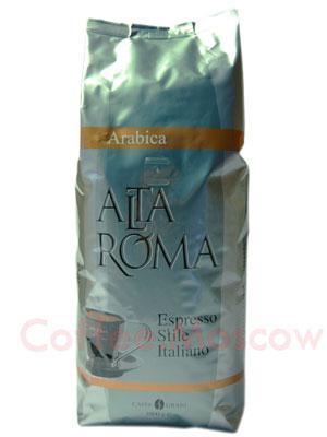 Кофе Alta Roma в зернах Arabica 1 кг