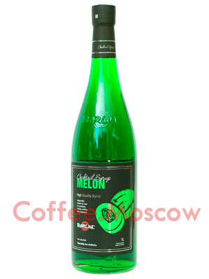 Сироп Barline Зеленая Дыня 1 литр