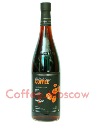 Сироп Barline Кофе 1 литр