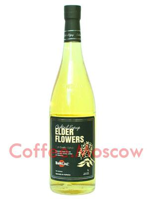 Сироп Barline Цветы бузины 1 литр