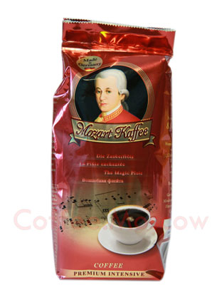 Кофе Darboven молотый Mozart Premium Intensive 250 гр