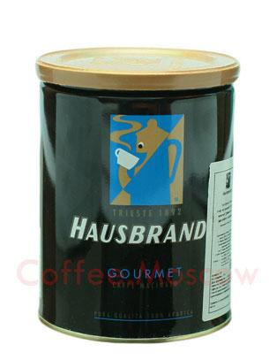Кофе Hausbrandt молотый Gourmet
