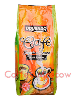 Oquendo El Cafe Natural 1 кг