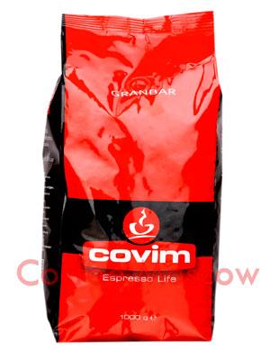 Кофе Covim в зернах Granbar 1кг