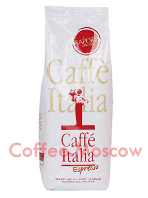 Кофе Caffe Italia в зернах Miscela Bianca 250 гр