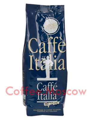 Кофе Caffe Italia в зернах Miscela Blu 250
