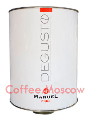 Кофе Manuel Degusto в зернах