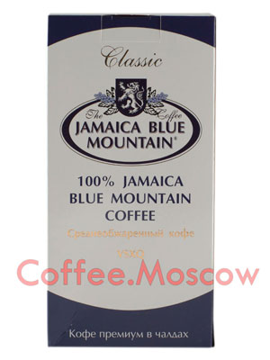 Кофе Jamaica Blue Mountain в чалдах (средняя обжарка) 18шт по 7гр
