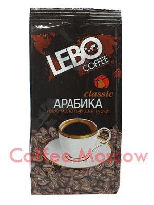 Кофе Lebo молотый Classic турка 100 гр