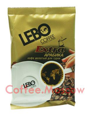 Кофе Lebo молотый Экстра турка 100 гр