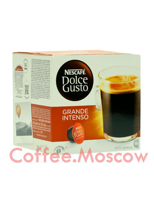 Кофе Dolce Gusto Grande Intenso (Nescafe)