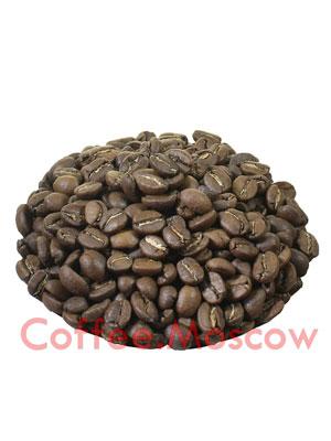 Кофе Царское Подворье в зернах Марагоджип Никарагуа 100 гр