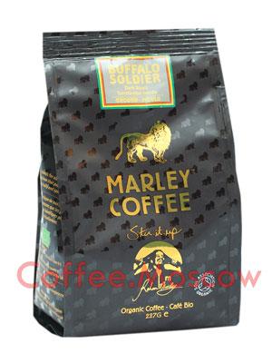 Кофе Marley Coffee в зернах