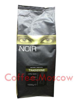 Кофе Noir в зернах Tradizion 1 кг