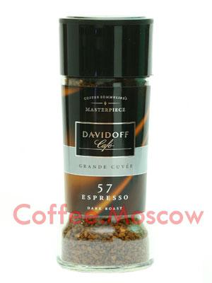 Кофе Tchibo растворимый Davidoff Espresso 100 гр