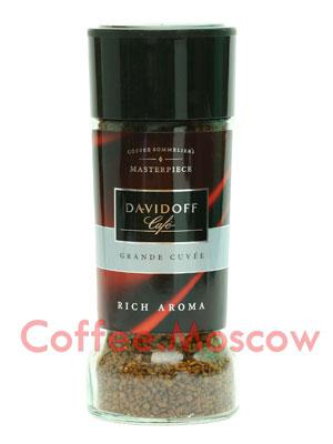 Кофе Tchibo растворимый Davidoff Rich 100 гр