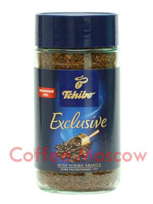 Кофе Tchibo растворимый Exclusive 190 гр
