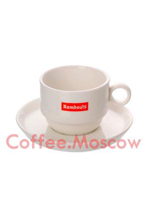 Чашка Rombouts каппучино 180 мл