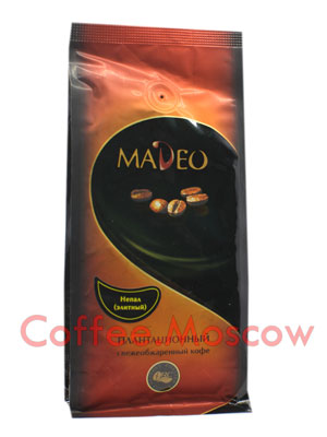 Кофе Madeo в зернах Непал 200 гр