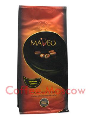Кофе Madeo в зернах Эфиопия Сидамо 200 гр