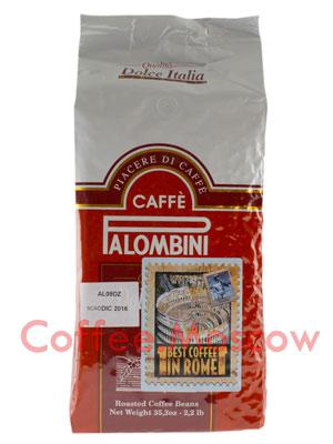 Кофе Palombini в зернах Dolce Italia 1кг