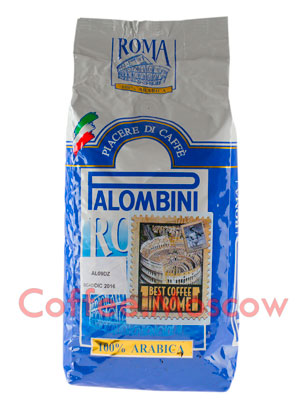 Кофе Palombini в зернах Roma 1кг