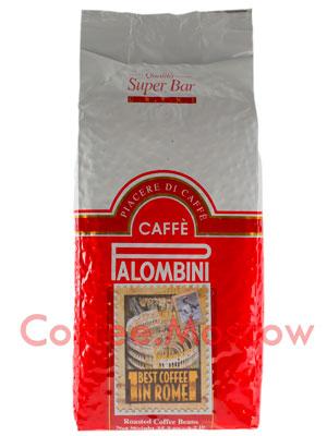 Кофе Palombini в зернах Super Bar 1кг