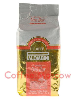 Кофе Palombini в зернах Oro Bar 1кг
