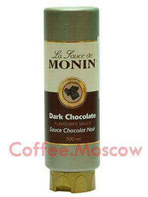 Соус Monin Черный Шоколад