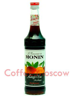 Концентрированный напиток Monin с экстрактом чая Манго
