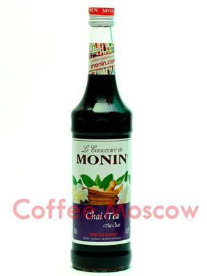 Концентрированный напиток Monin с экстрактом чая Зеленый с пряностями