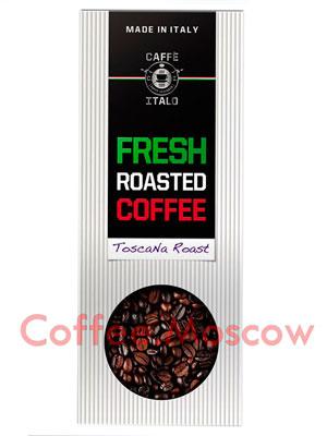 Кофе Italo в зернах Toscana Roast 250 гр