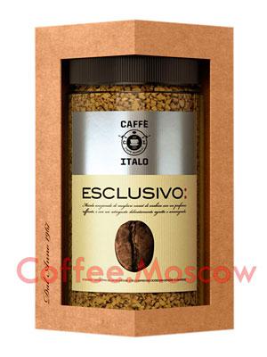 Кофе Italo растворимый Esclusivo 100 гр