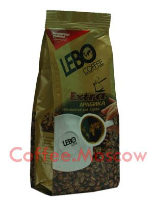 Кофе Lebo молотый Экстра турка 200 гр
