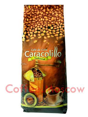 Кофе Caracolillo в зернах 1кг