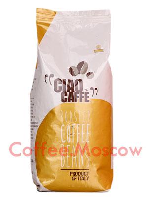 Кофе Ciao Caffe в зернах Oro Premium 1 кг