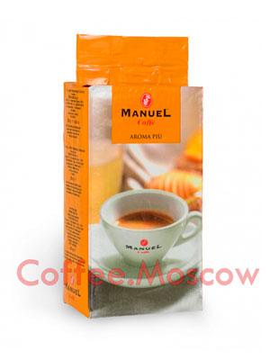 Кофе Manuel Aroma PIU в зернах