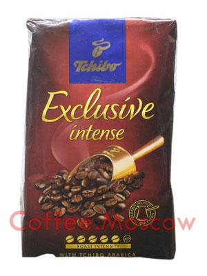 Кофе Tchibo молотый Exclusive Intense 250 гр