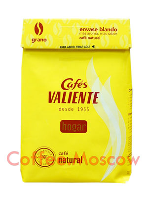 Кофе Valiente в зернах Hogard