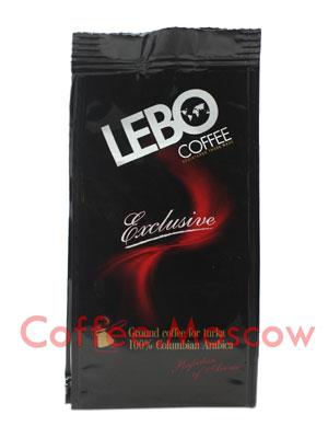 Кофе Lebo растворимый Экcклюзив Лебо 100 гр ст/б